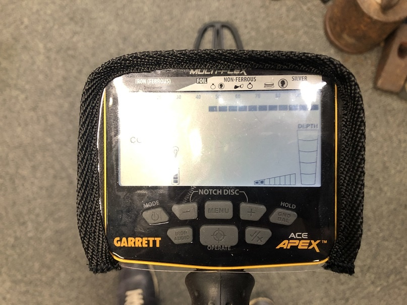 Garrett  Ace Apex standaard
