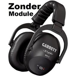 Garrett Garrett Z-Lynk de MS-3 draadloos Hoofdtelefoon zonder module.