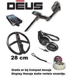 XP Deus V 5.2.1 NL X35 28 Schotel RC WS-4