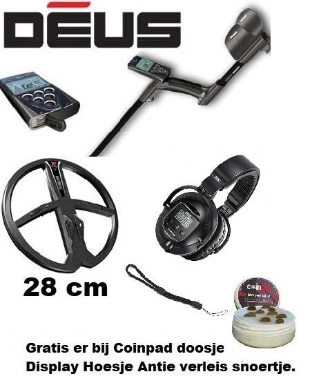 XP Deus V  5.2.1 NL X35 28 DD Schotel  RC +  WS-5