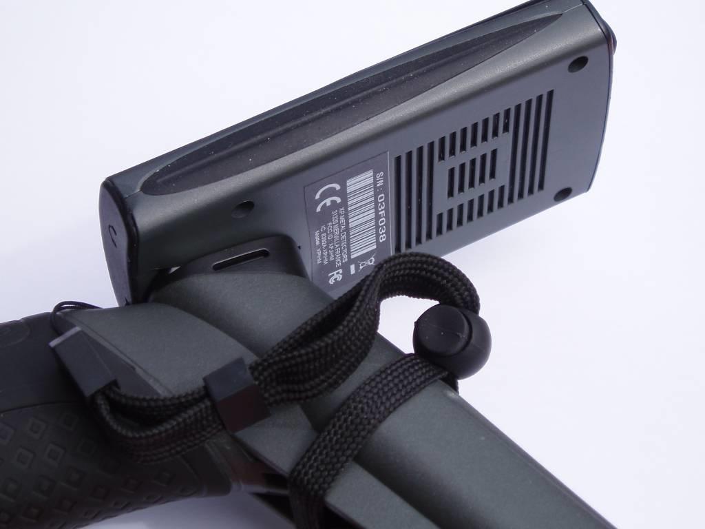 XP Deus V 5.2.1  NL Metaaldetector X35 - 28 CM  WS-5 + MI-6 pointer.
