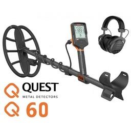 Quest Q60 oplaadbaar kan onderwater en UP DATE