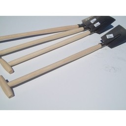 schep Licht gewicht schepje 98,cm 824 gram voor zand & bos.