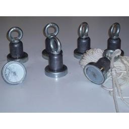 Magneten Magneetvissen 160 KG met 25 meter touw wisselmagneet