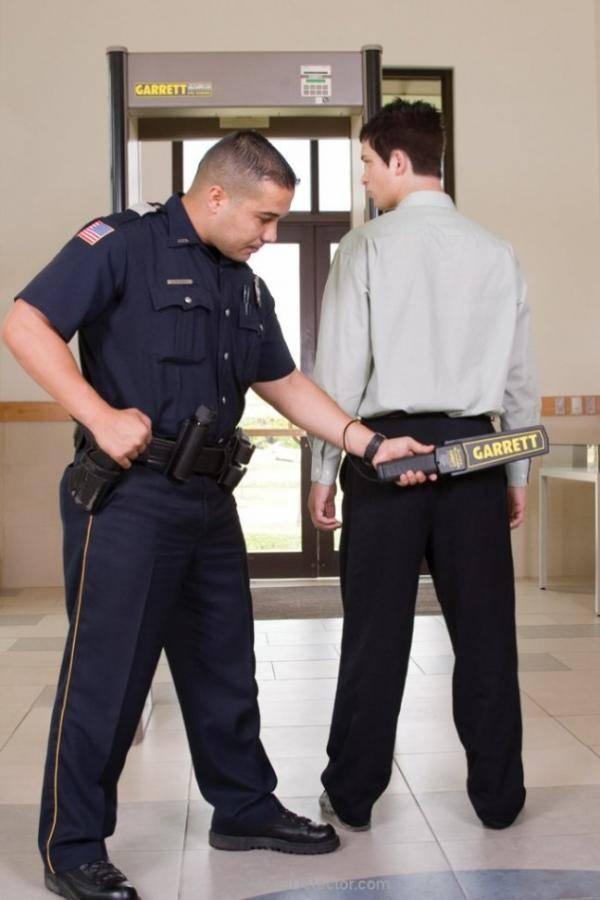 Garrett Security Beveiliging Hand Detector