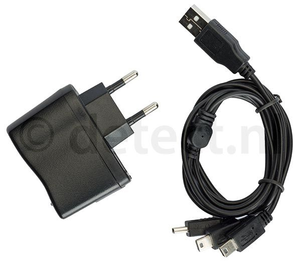 XP Adapter oplader Deus 220v