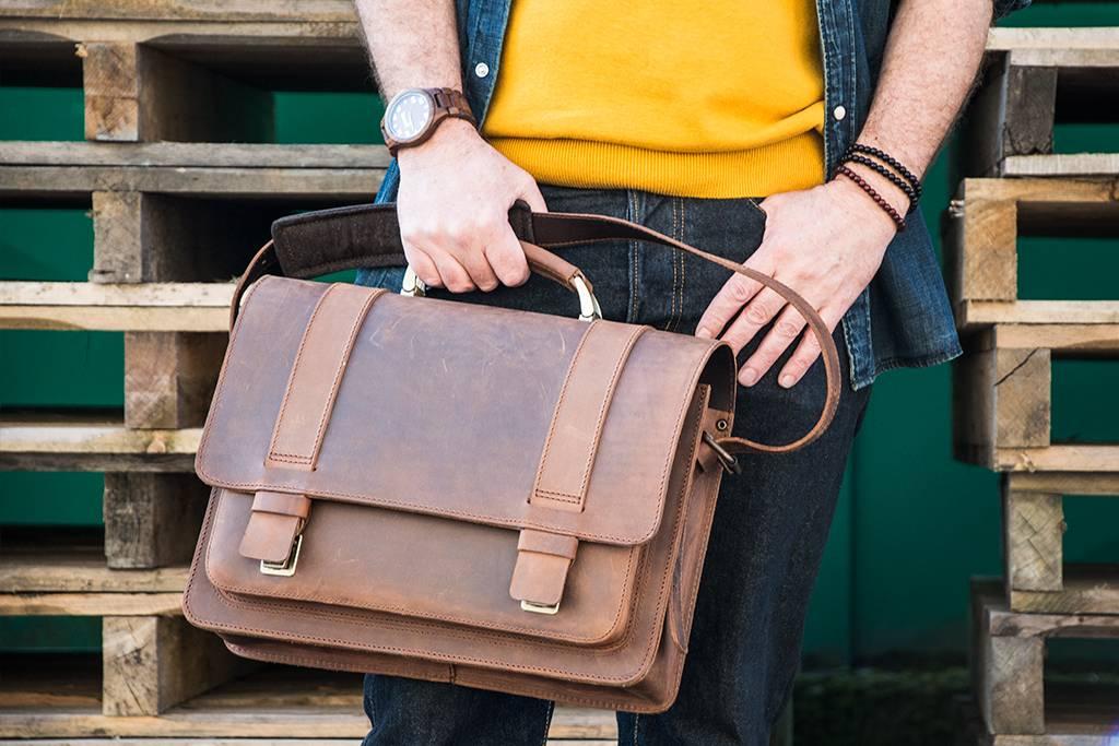 Ruitertassen Stan office-bag