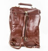 Leather Design CHARLES Cognac-brown