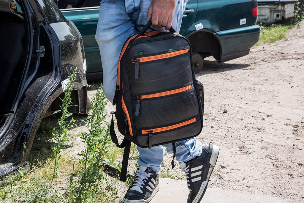 ECOwings AMOS orange