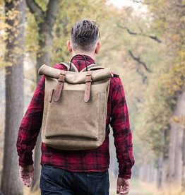 Sergeant by Ruitertassen© Sergeant *  Rank Eight Rolltop Backpack
