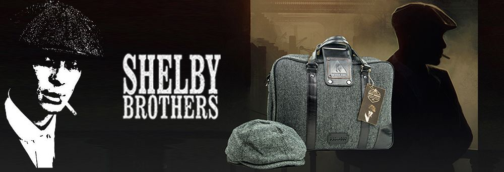 Pre-sale Shelby Brothers tweed bags gestart