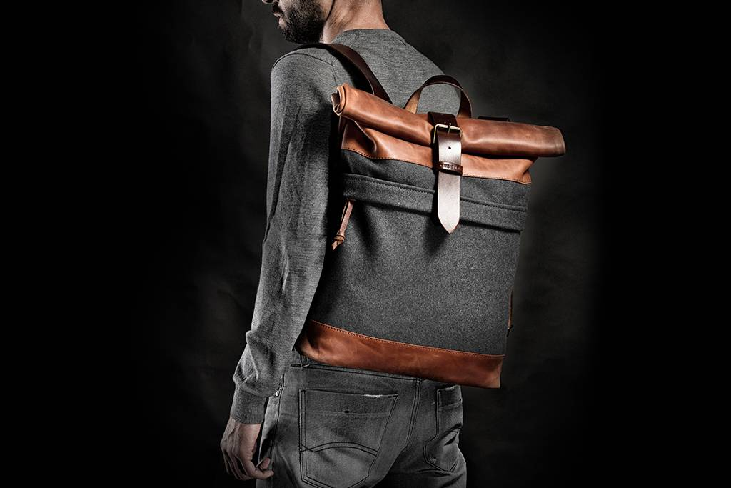KrukGarage Rolltop backpack Gregory