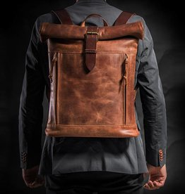 KrukGarage Rolltop backpack Isaac