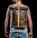 KrukGarage Rolltop backpack Douglas
