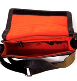 Orange Fire  Tablet tas Ted Black