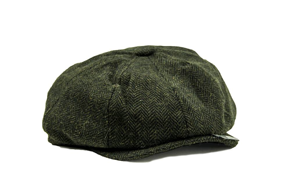 Shelby Brothers collection by Orange Fire Shelby Cap Dark Olive