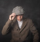 Shelby Brothers collection by Orange Fire SHELBY CAP WOOL GREY