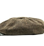 Shelby Brothers collection by Orange Fire Shelby Cap Deluxe Brown