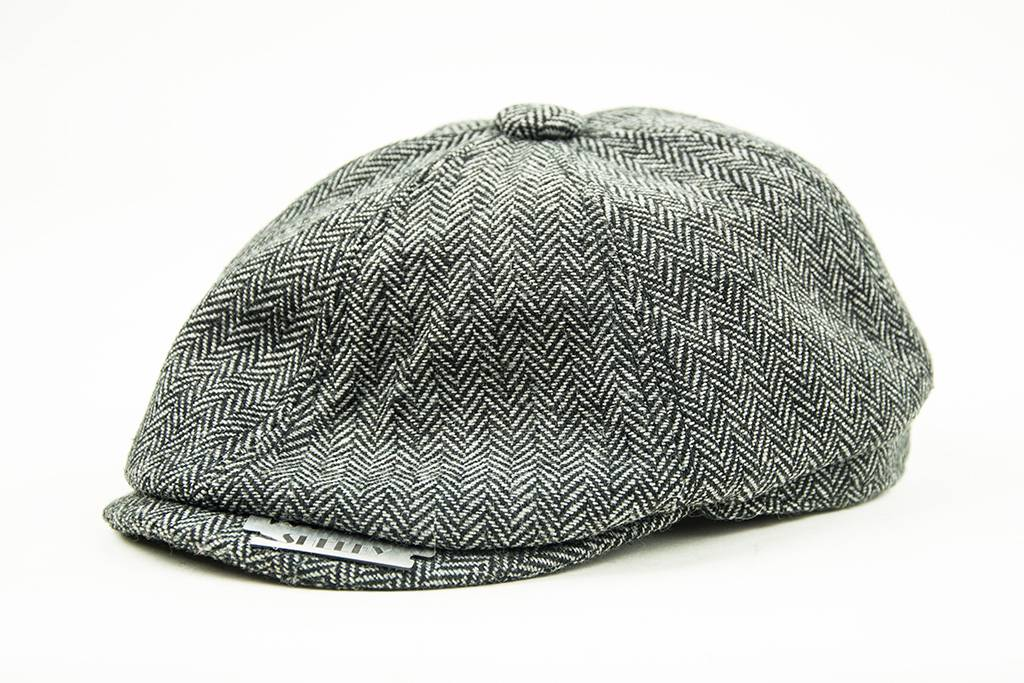 Shelby Brothers collection by Orange Fire SHELBY CAP GREY (6 panel)
