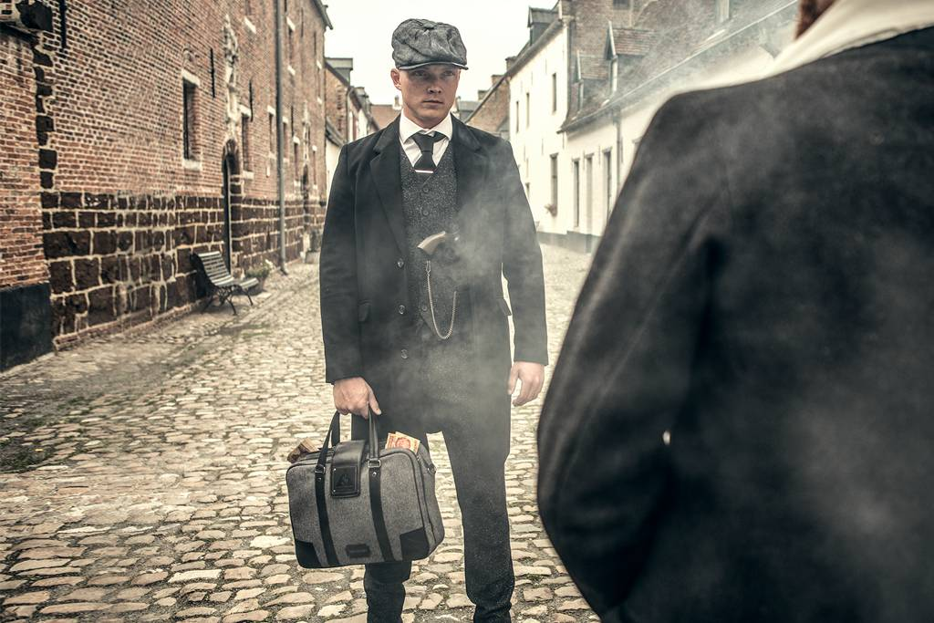 Shelby Brothers collection by Orange Fire THOMAS Peaky Blinders herentas