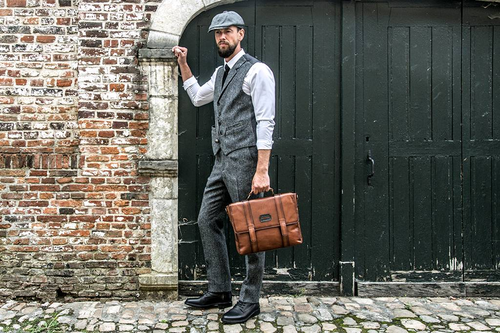 Shelby Brothers collection by Orange Fire Peaky Blinders tas MICHAEL