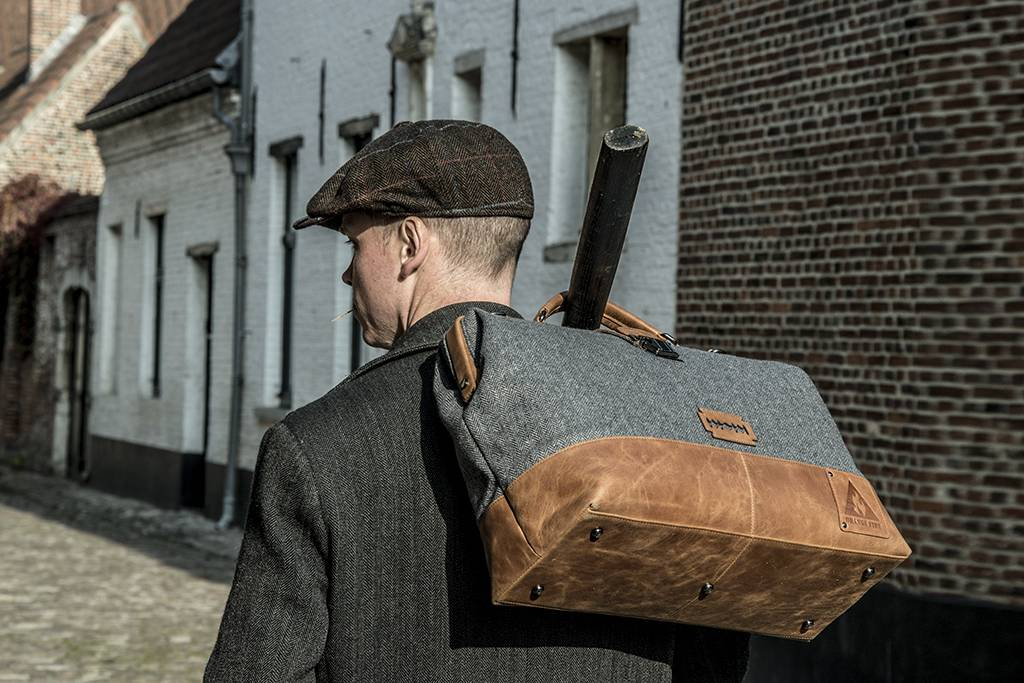 Shelby Brothers collection by Orange Fire THE GARRISON Peaky Blinders herentas