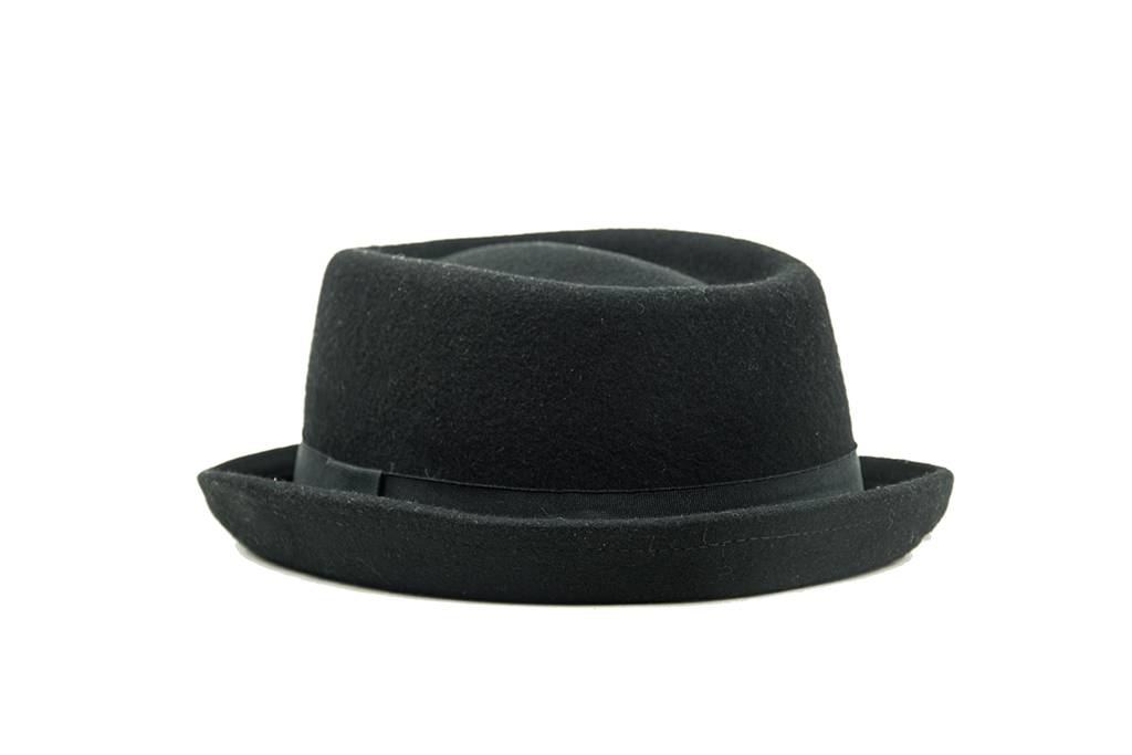 Shelby Brothers collection by Orange Fire Alfie porkpie hat