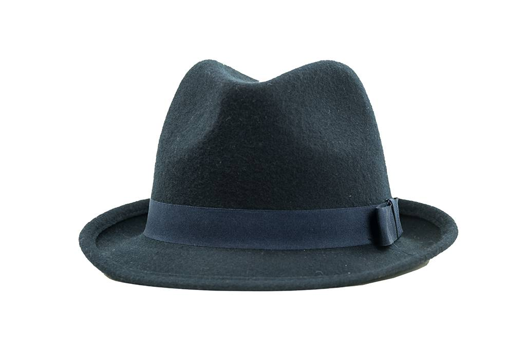 Shelby Brothers collection by Orange Fire Freddie trilby hat