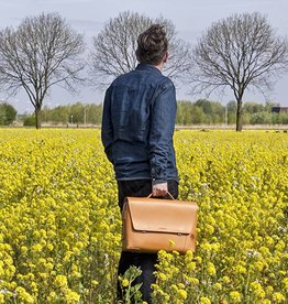 Vanguard by Ruitertassen Vault briefcase naturel