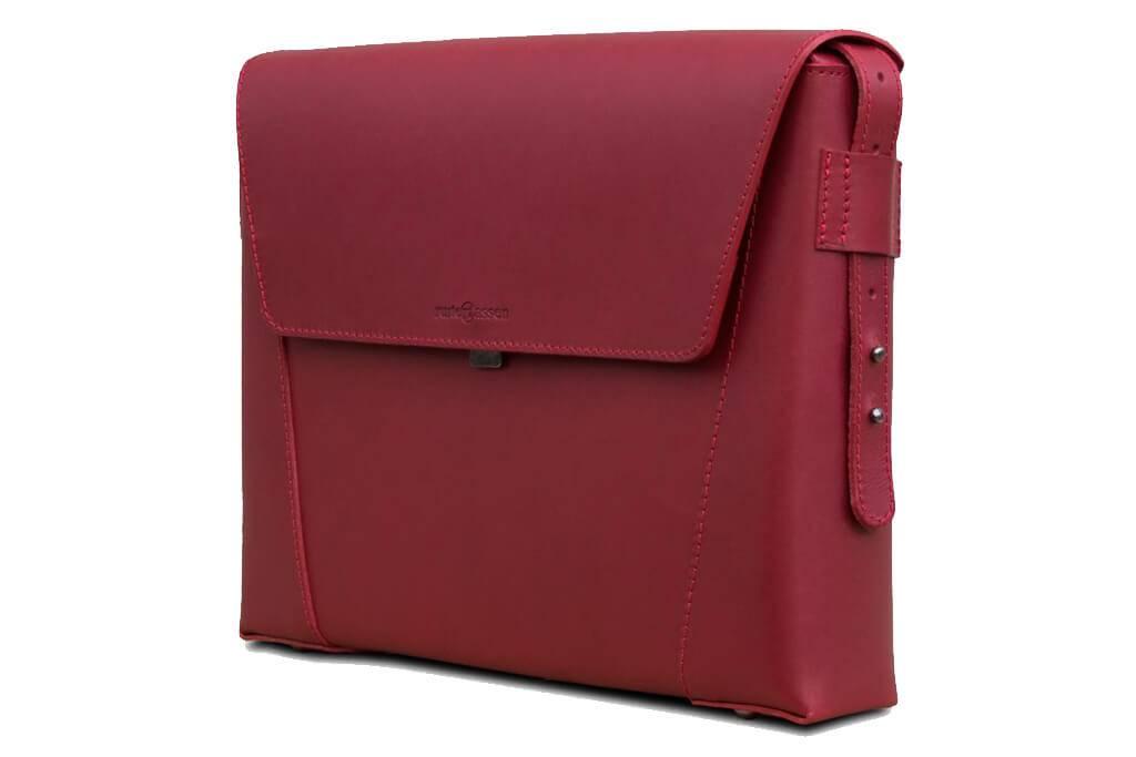 Vanguard by Ruitertassen Vigilante briefcase red