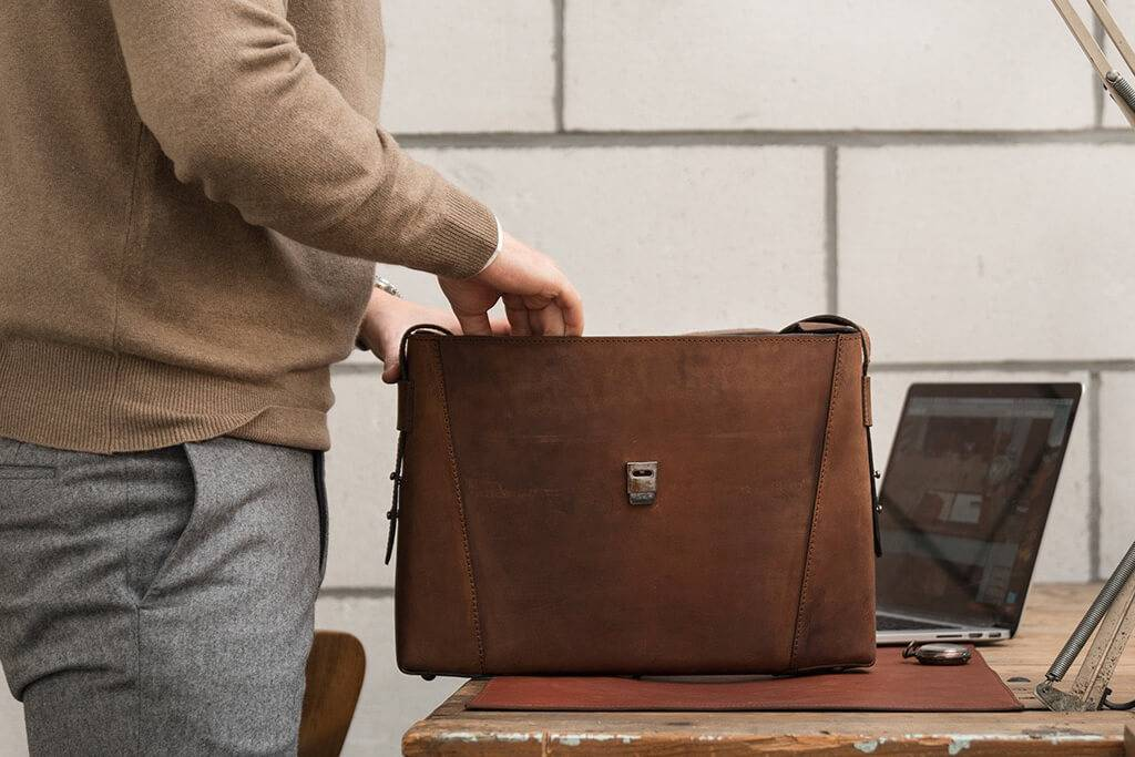 Vanguard by Ruitertassen Vigilante briefcase ranger