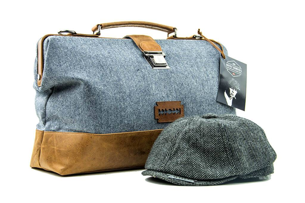 Shelby Brothers collection by Orange Fire The Gambler officebag