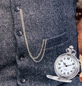 Shelby Brothers collection by Orange Fire Shelby vintage pocket watch