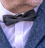 Shelby Brothers collection by Orange Fire Bow tie Arthur grey-navy