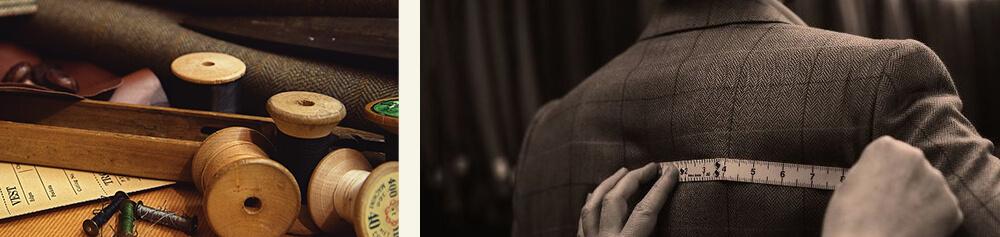 Peaky Blinders 3 delig tweed pak op maat gemaakt