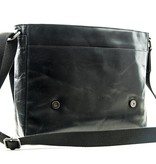 Maverick Jesse black messengerbag