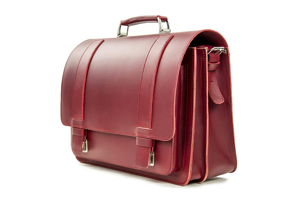 Ruitertassen Maroon office-bag