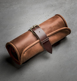 KrukGarage Tool roll cognac/brown