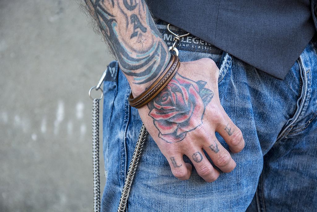 Josh Josh© vintage leather brown