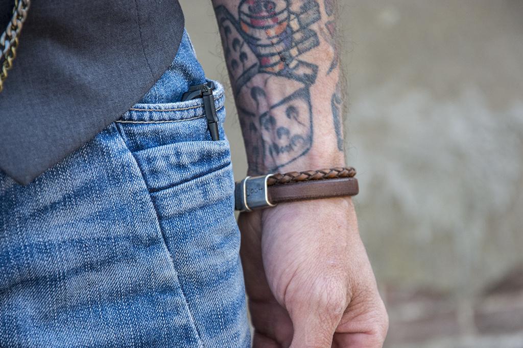 Josh Josh© two leather brown