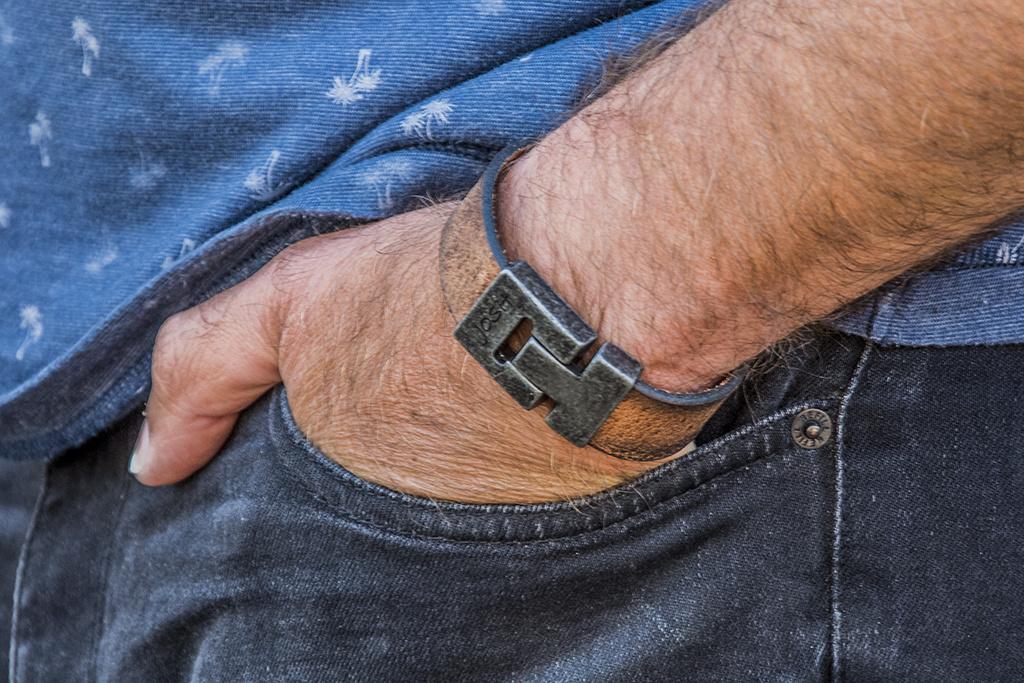 Josh Josh© armband XL tabac