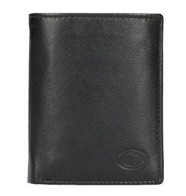 Leather Design LD portemonnee met kaarthouder