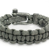 Musthef Dusty grey armband