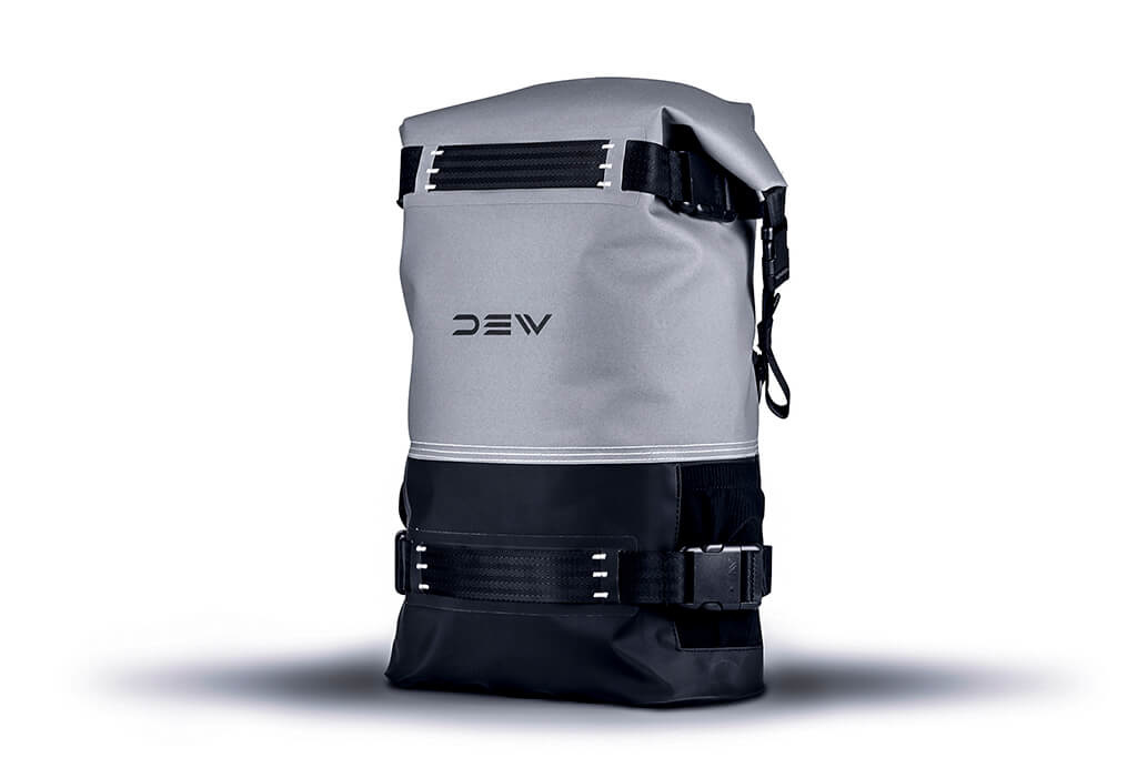 Dew Avail Concrete-grey 35L
