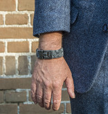 Shelby Brothers collection by Orange Fire Peaky bracelet grey XL by Josh©