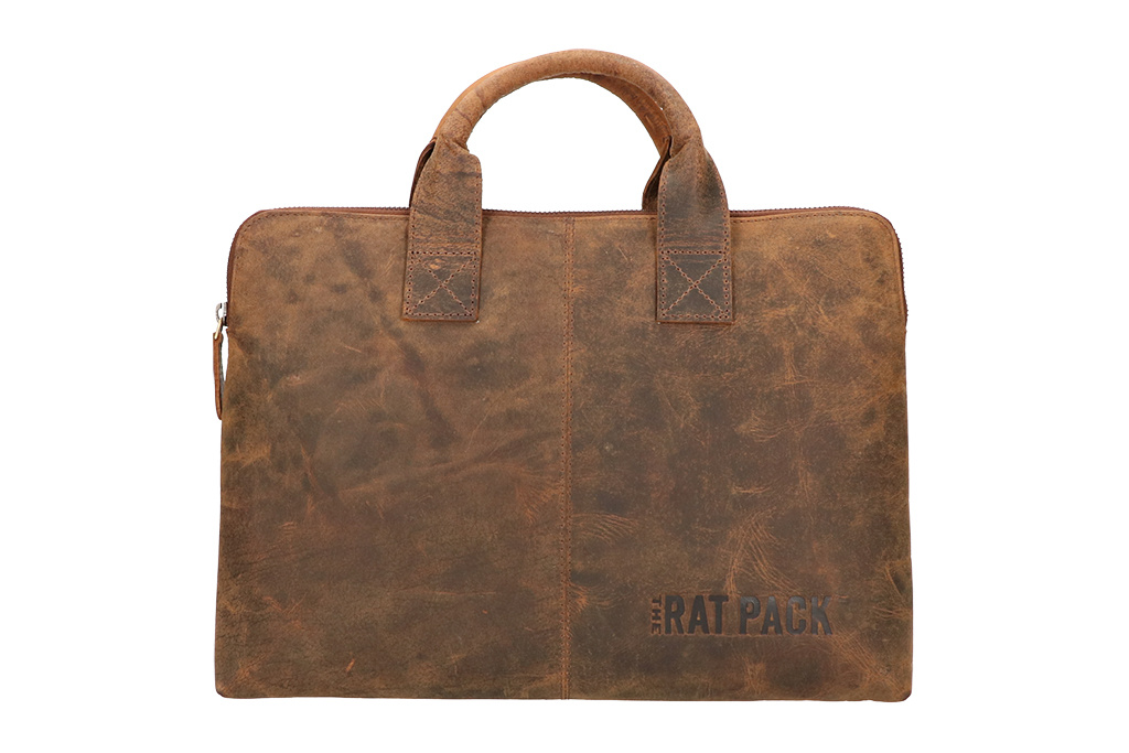 Rat Pack by Orange Fire Funk 13 inch laptop handcarry