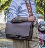 Ruitertassen Tennessee messenger-bag
