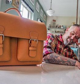 Ruitertassen Hank old-skool bag