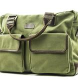 Urban Bozz Laptoptas Sancho army-green