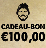 Urban Bozz Gift Card / Cadeaubon t.w.v.  €100,00